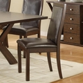 Emerson Cappuccino Chairs (Min Qty 2)