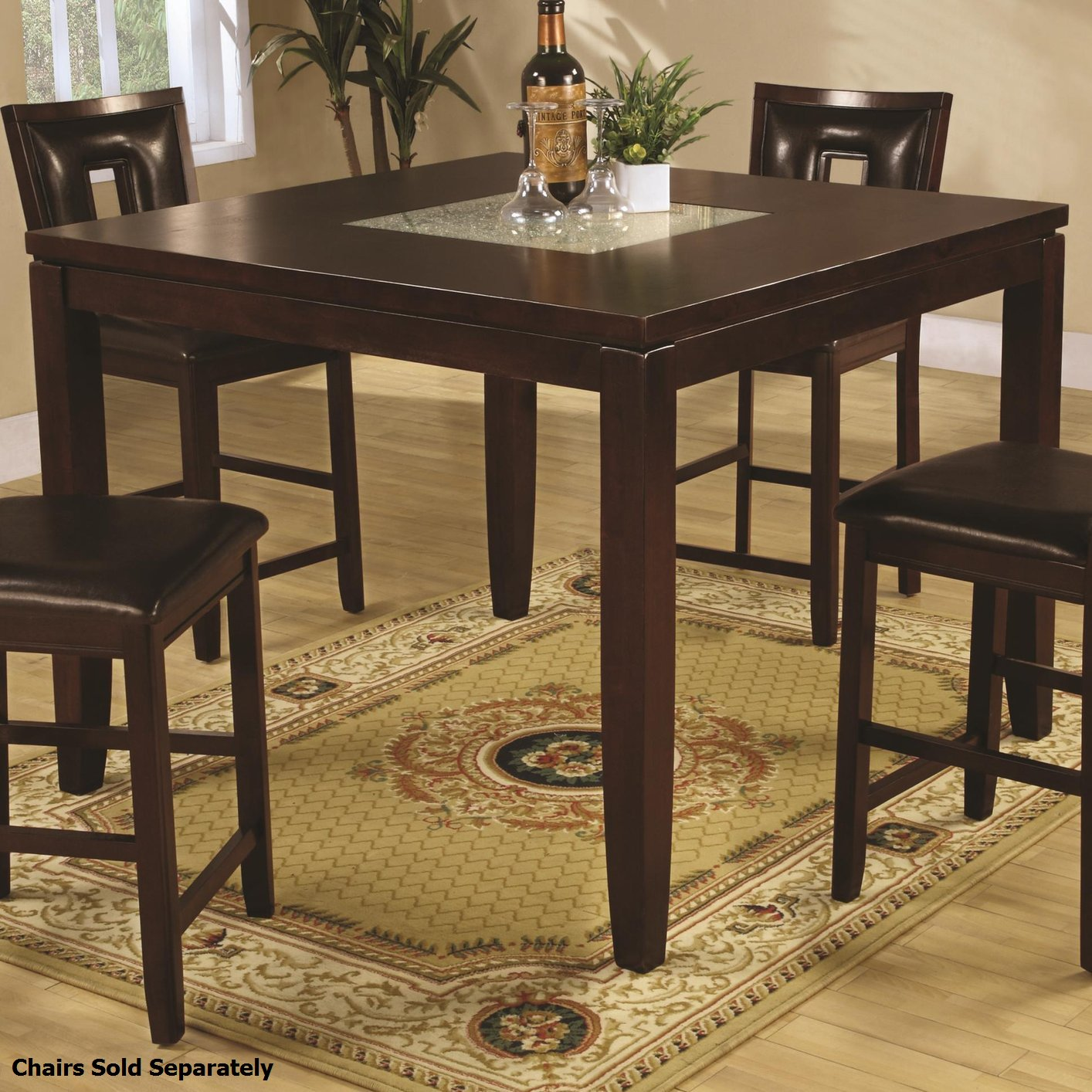 Brown Wood Dining Table Steal A Sofa Furniture Outlet