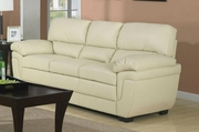 Fenmore Smooth Cream Sofa