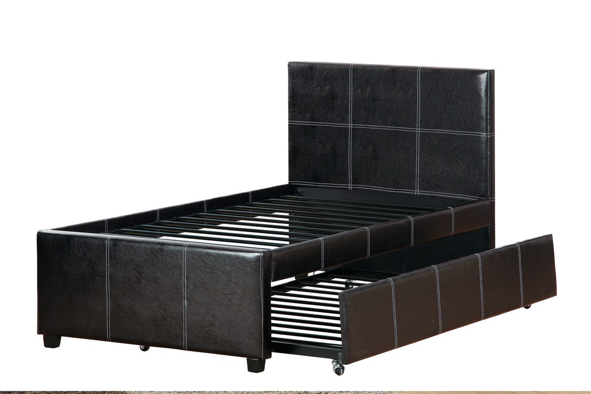 modern super wood with bunk practical bed trundle