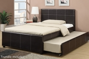 Palmer Full Size Bed With Trundle