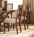 Garrison Medium Cherry Chairs (Min Qty 2)