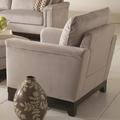 Mason Grey Fabric Chair