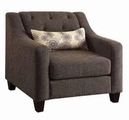 Avondale Grey Fabric Chair