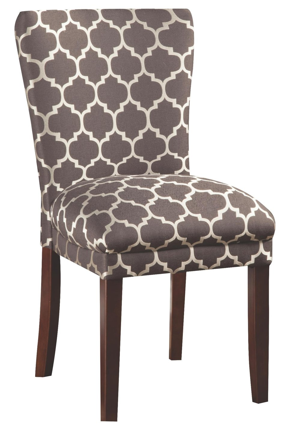 grey fabric dining chair steal a sofa furniture outlet