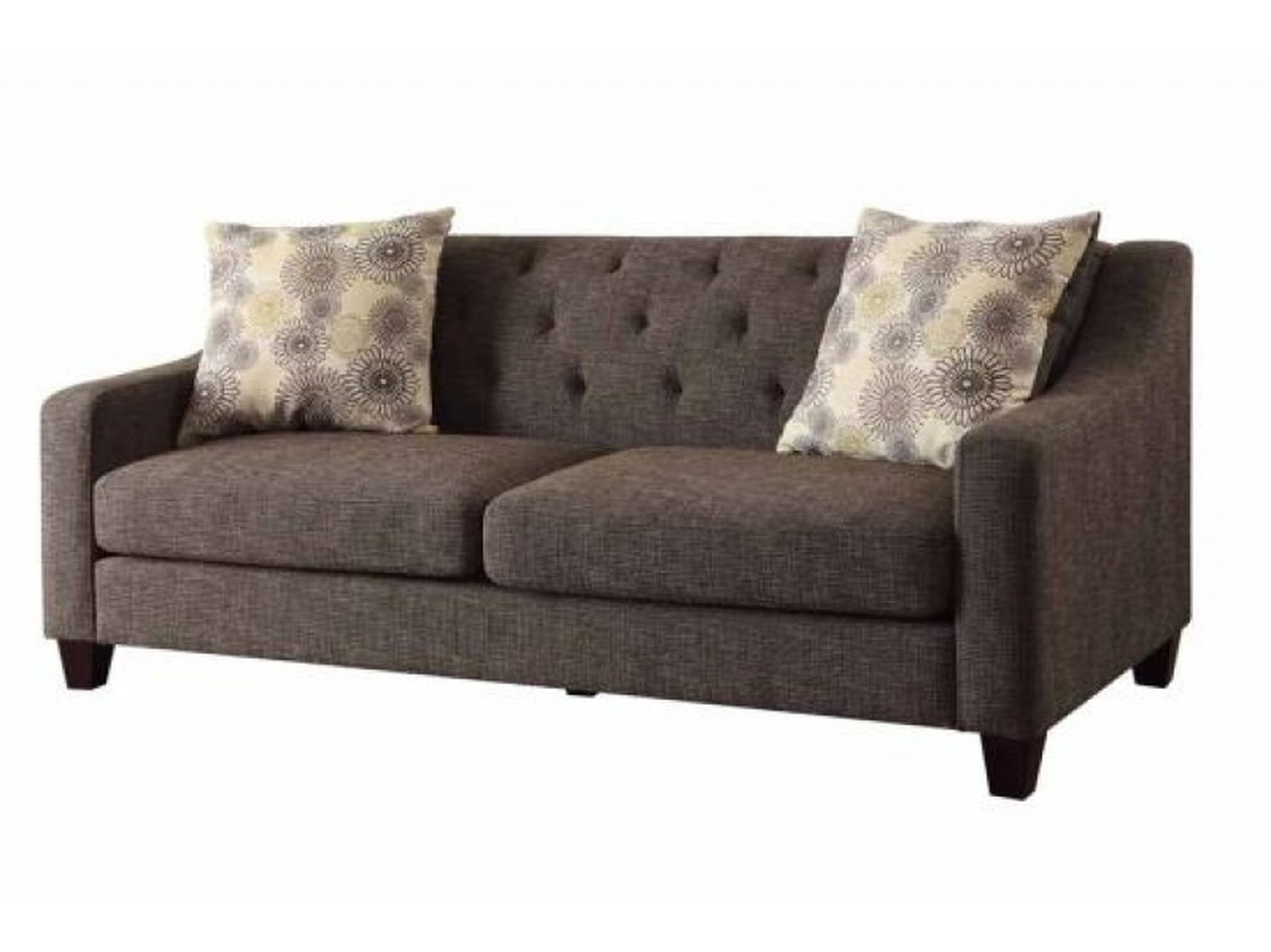 Avondale Grey Fabric Sofa