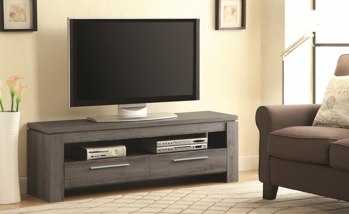 Grey Wood Tv Stand Steal A Sofa Furniture Outlet Los