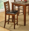 Jonesboro Rich Cherry Wood Pub Stool (Min Qty 2)