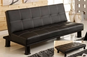 Mau Black Futon Day Bed