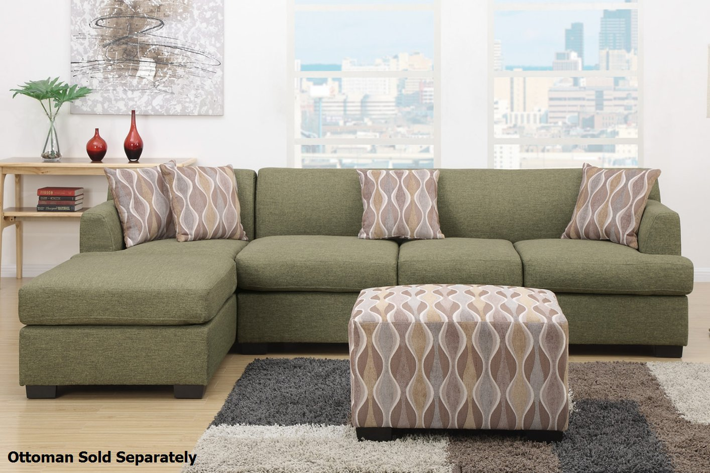 montreal sectional sofa - Home The Honoroak