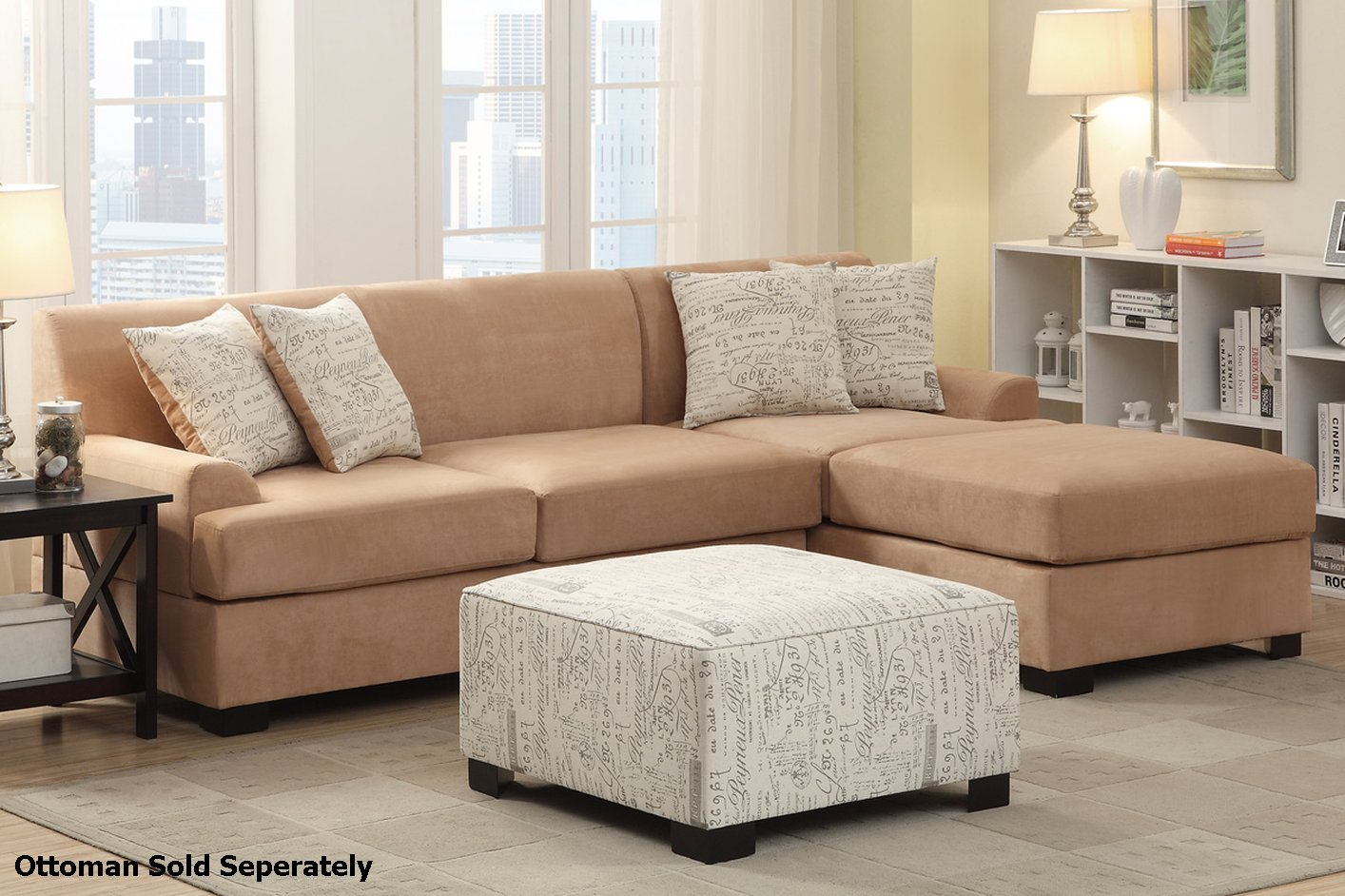 tan vig by sectional sofa image p in leather couch bonded brown