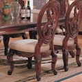 Nottingham Brown Cherry Chairs (Min Qty 2)