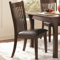 Rivera Dark Merlot Chairs (Min Qty 2)
