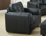 Sawyer Black Arm Chair