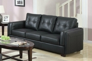 Sawyer Black Sofa