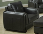 Sawyer Charcoal Arm Chair