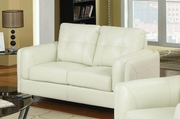 Sawyer Cream Loveseat