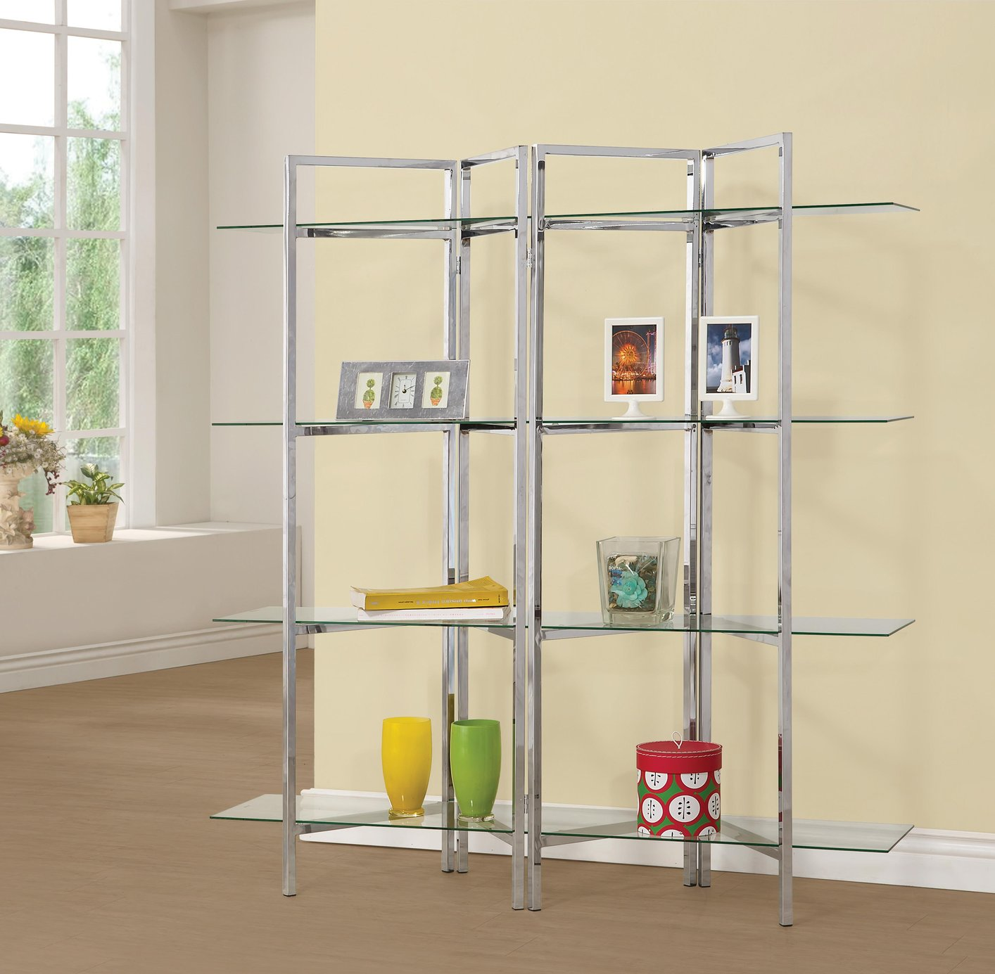 bookcases threshold by asymmetrical coaster snaking height item trim bookshelf width products dunk bookcase