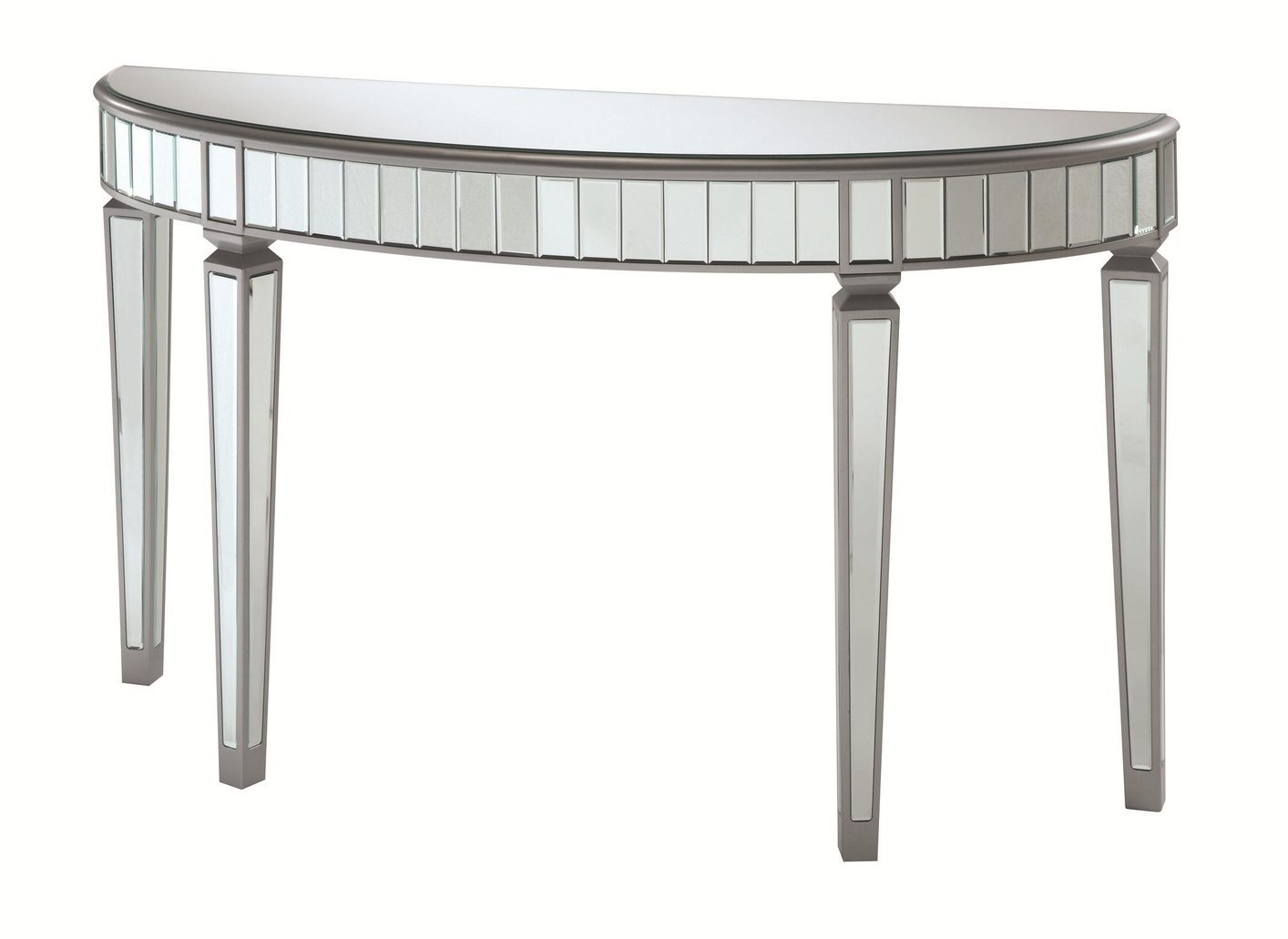 silver glass console table  stealasofa furniture outlet los . silver glass console table silver glass console table