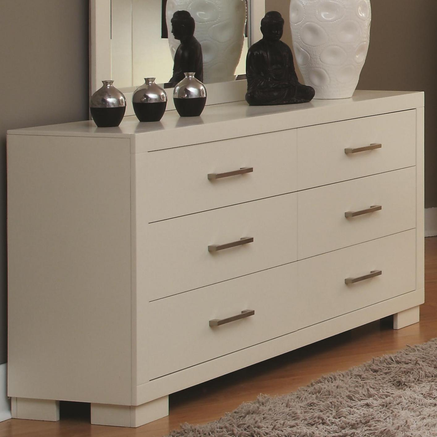 White Wood Dresser Steal A Sofa Furniture Outlet Los