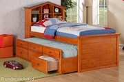 Baden Twin Bed With Trundle