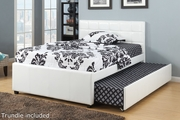 Blossom Twin Bed With Trundle