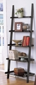 Black Wood Bookcase