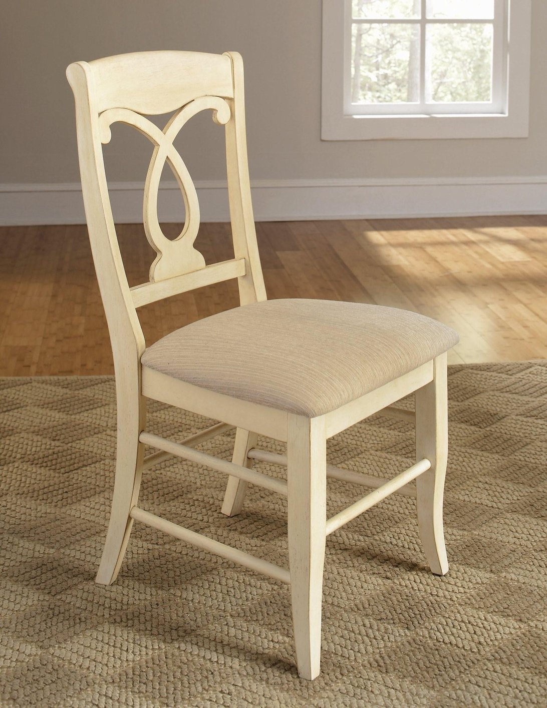 White fabric dining chair steal a sofa furniture outlet for White fabric dining chairs
