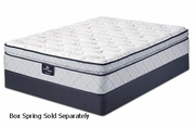 Alimar White Fabric Mattress