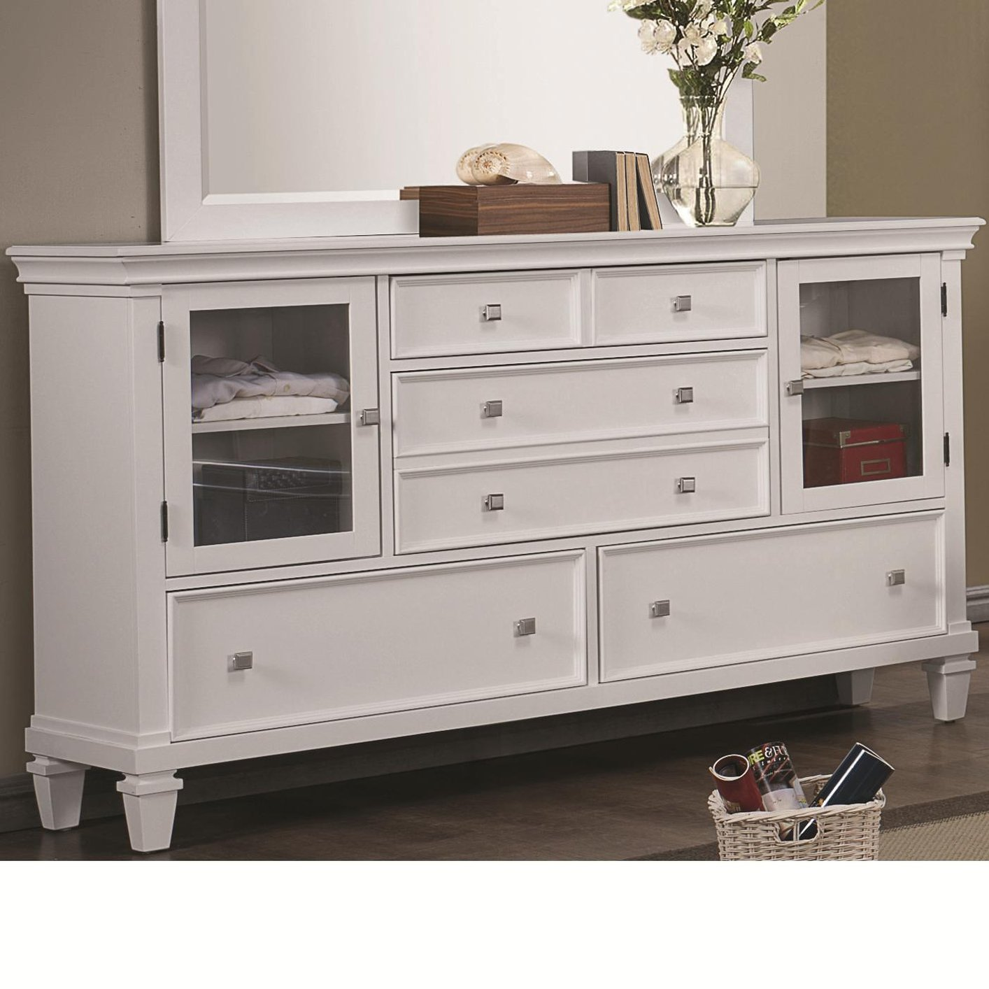 White Wooden Dresser Bestdressers 2017