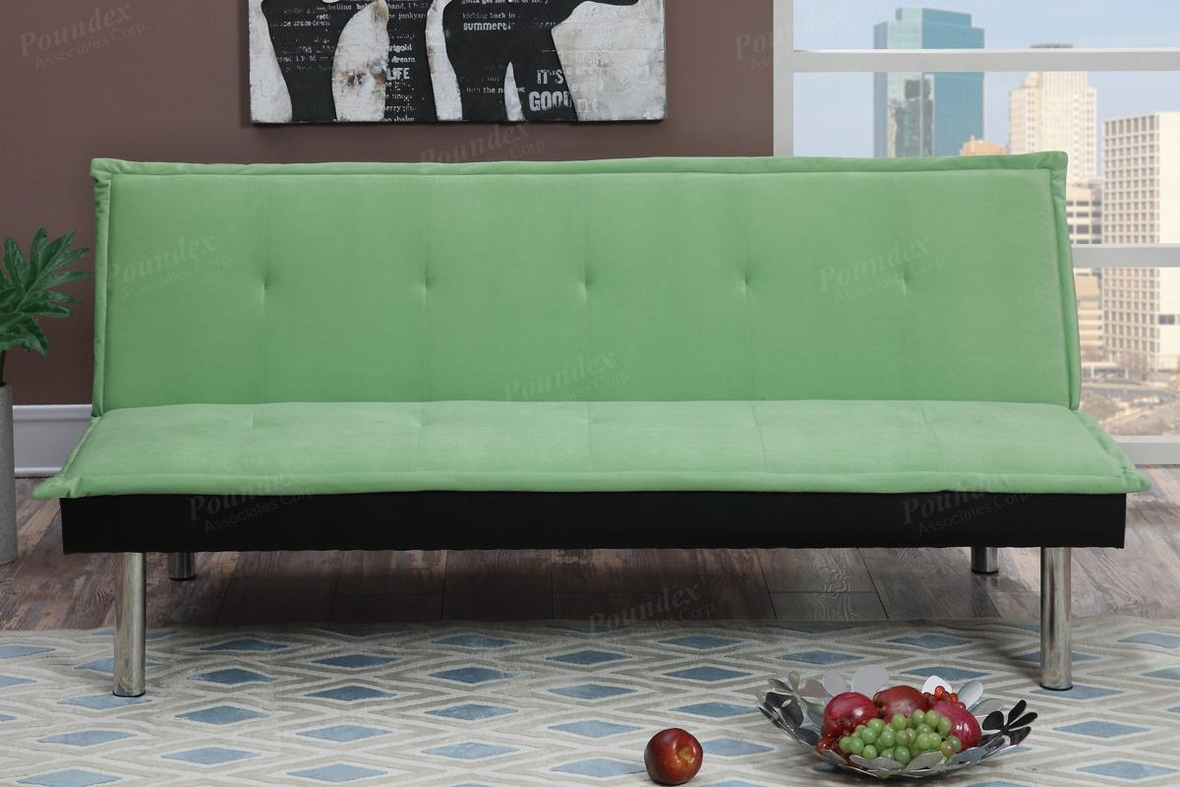 Green Leather Sofa Bed Steal A Sofa Furniture Outlet Los