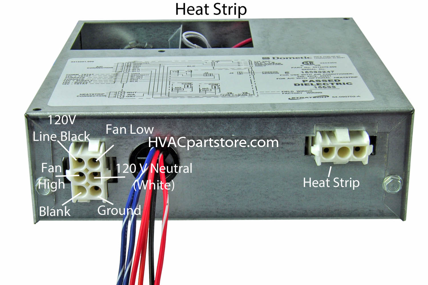 Modulator Motor M734d1038 Wiring Diagram Page 4 Honeywell Fan Center Relay Dometic Thermostat 3313189 000
