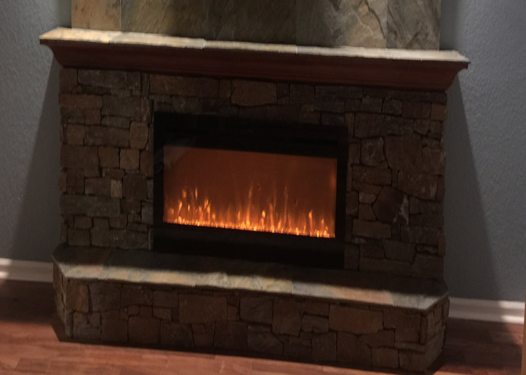 Electric Fireplace Photo Gallery