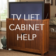 Service and Support for Touchstone TV Lift Cabinets