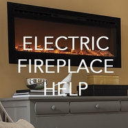 Support and Service for Touchstone Electric Fireplaces