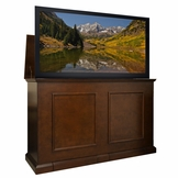 The Grand Elevate™ in Espresso<br>Touchstone's TV Lift Cabinet for TVs up to 65 inches