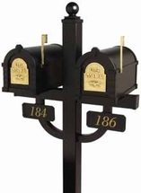 Gaines Keystone Mailbox Packages