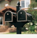 Multi Unit Post Mailboxes