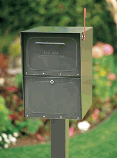 Oasis Locking Mailbox and Post Systems