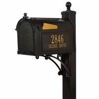 Whitehall Products: Deluxe Mailbox Package