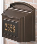 Whitehall Products<br>Wall Mailbox