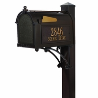 Whitehall Products: Superior Mailbox Package