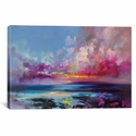 Arran Glow by Scott Naismith Gallery Wrapped Canvas Artwork with Floating Frame - 27''W x 19''H x 1.5''D [SNH72-1PC6-26X18-FF01-ICAN]