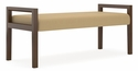 Brooklyn Series 2 Seat Bench [B1005B7-FS-RO]
