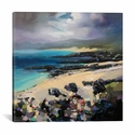 Coulours of Harris by Scott Naismith Gallery Wrapped Canvas Artwork - 18''W x 18''H x 0.75''D [SNH56-1PC3-18X18-ICAN]