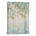 Dream Forest I by James Wiens Gallery Wrapped Canvas Artwork with Floating Frame - 19''W x 27''H x 1.5''D [WAC4428-1PC6-26X18-FF01-ICAN]