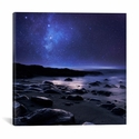 Echoes of the Silence by Sebastien Del Grosso Gallery Wrapped Canvas Artwork - 18''W x 18''H x 0.75''D [SDG39-1PC3-18X18-ICAN]