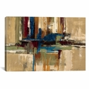Eucalyptus Bark by Silvia Vassileva Gallery Wrapped Canvas Artwork with Floating Frame - 41''W x 27''H x 1.5''D [WAC1315-1PC6-40X26-FF01-ICAN]