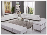 Flash Furniture Imagination Reception Series in White<br><font color = blue>20 Pre-Configured Sets Available: Add-On or Create Your Own!</font>