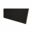 Genuine Joe Indoor Mat - Vinyl Backing - 3' x 5' - Charcoal [GJO55351-SP]